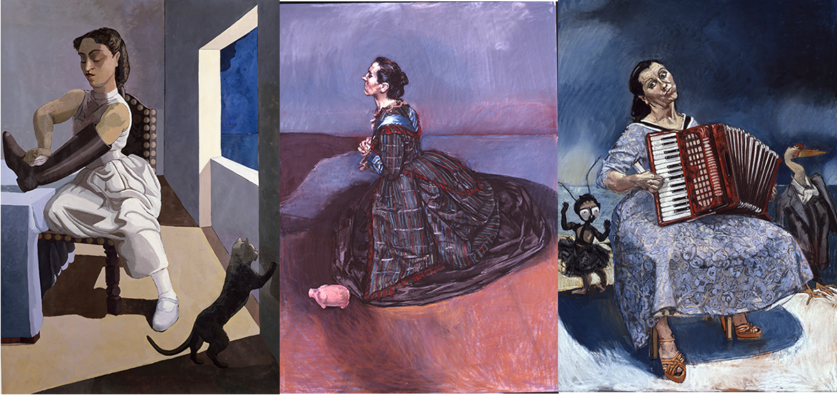 Paula Rego In the Wilderness