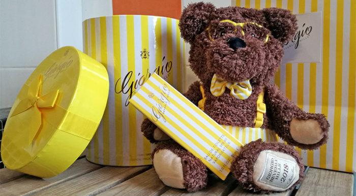 Giorgio Beverly Hills a dévoilé la 24e édition de son Teddy Bear.