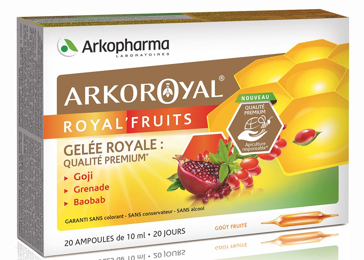 Arkroyal Royal Fruits