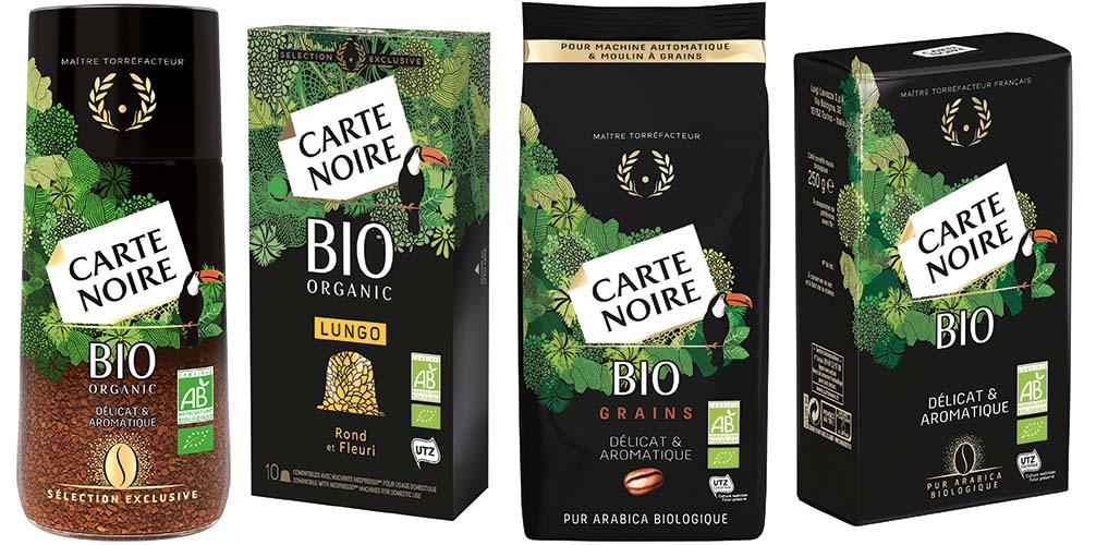 Carte Noire Bio soluble