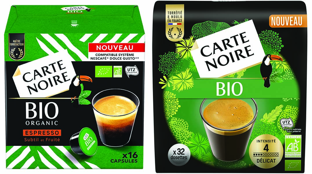 Carte Noire Organic