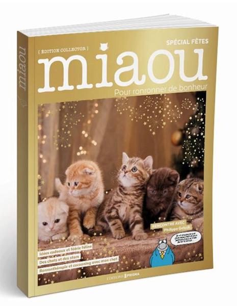 Couverture Miaou