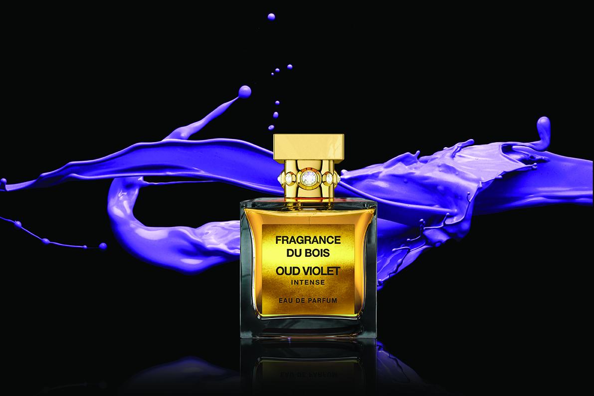 Oud Violet Splash