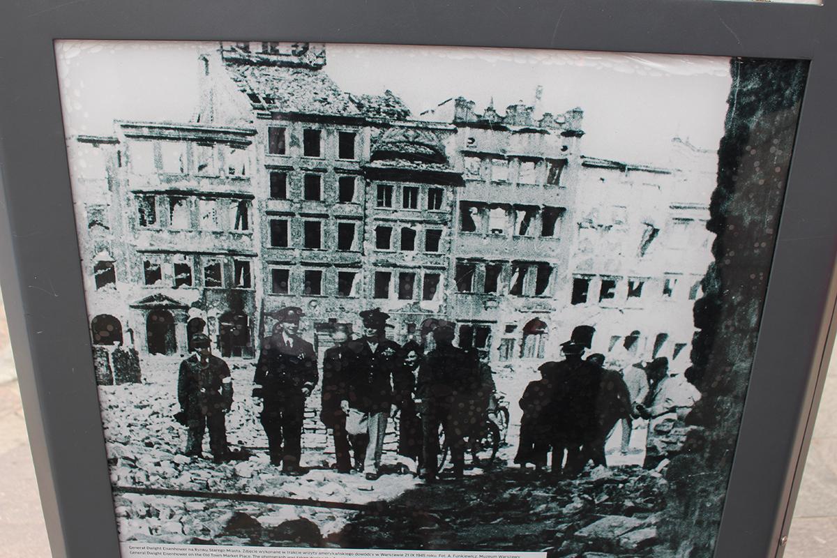 Vieille ville détruite