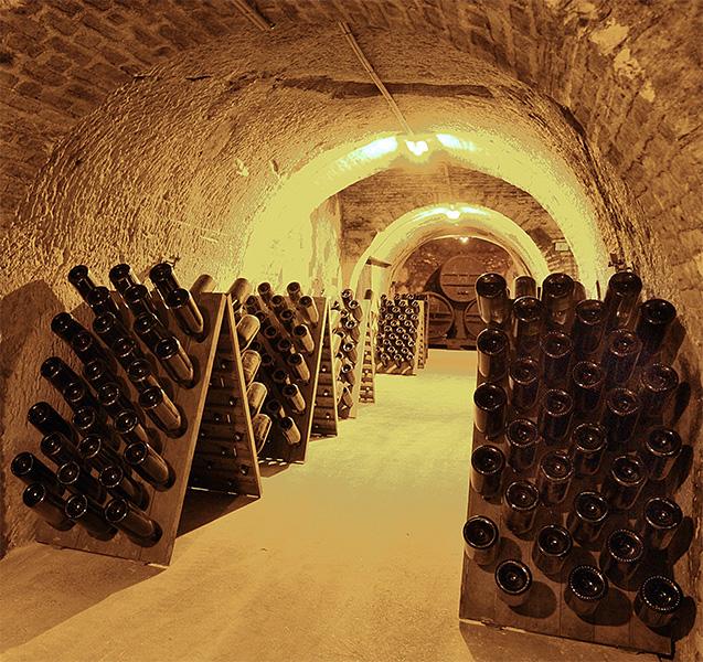 Cave Maison Gosset