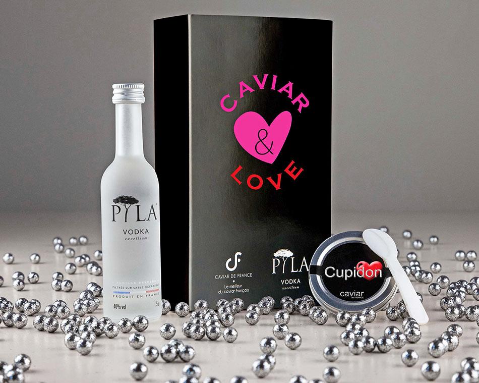 Caviar & Love perles