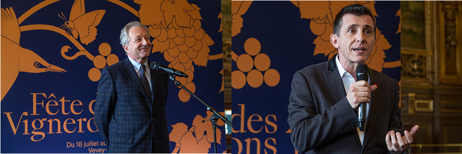Francois Margot Abbe et Frédéric Hohl