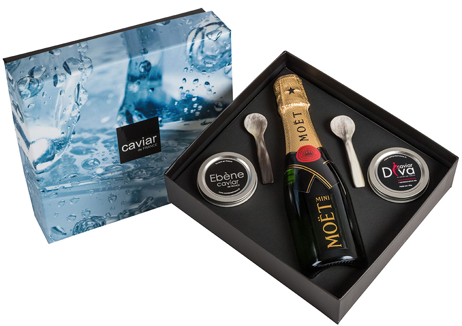 Caviar De France: Coffret Glaçons