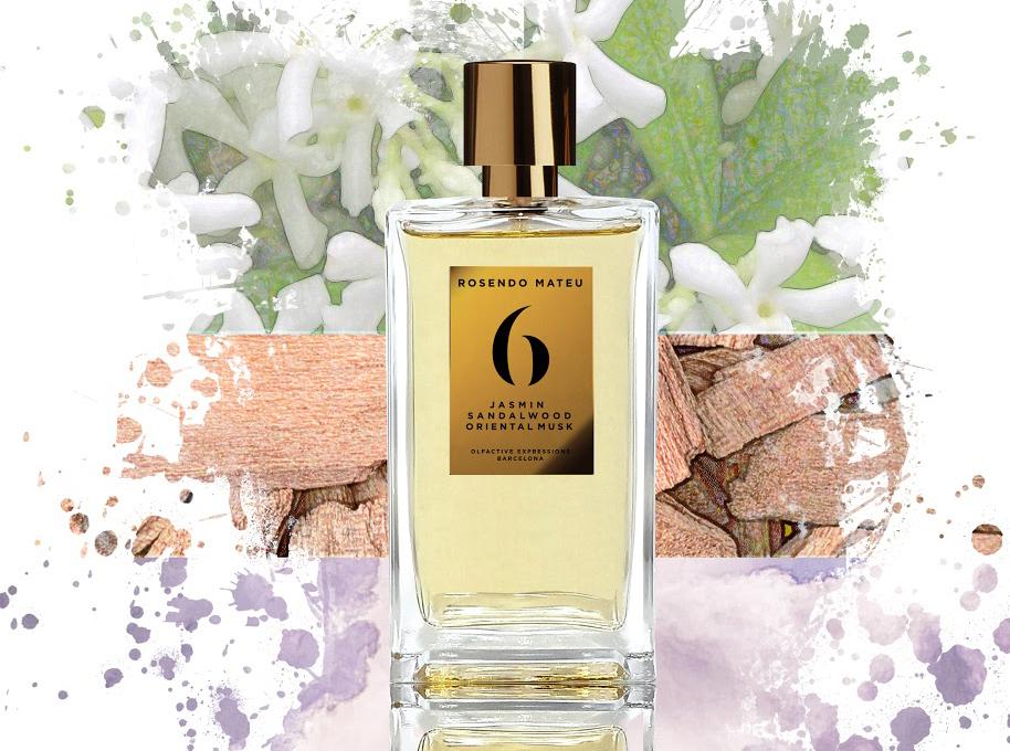 Parfum Numéro 6 Rosento Mateu