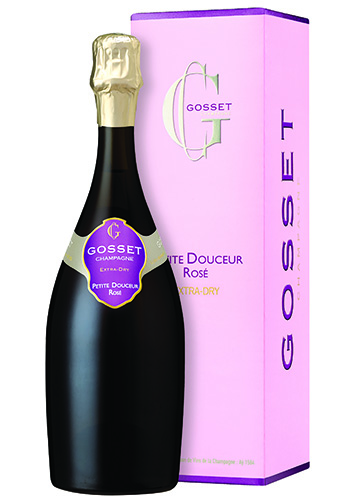 Champagne Extra-Dry Peite Douceur Rosé