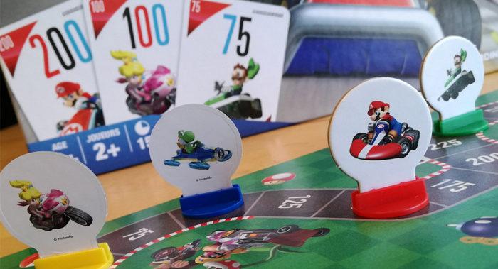 Un nouveau Mille Bornes aux couleurs de Mario Kart.