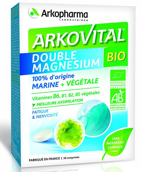 Double Magnesium Arkopharma