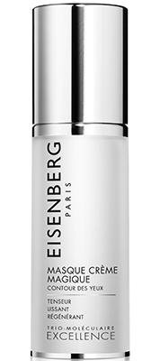 Eisenberg Masque Crème Magique Formule Trio-Moléculaire®Tenseur - lissant et régénérant