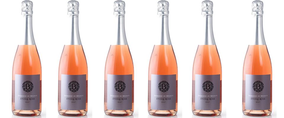 Domaine de Briantes : Etoile rose