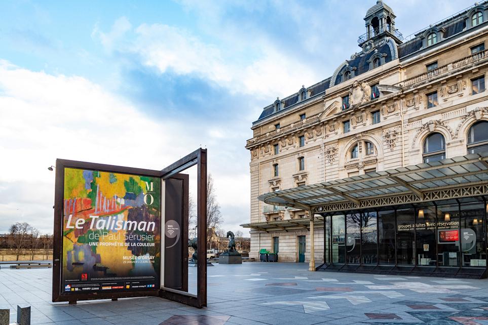 Exposition Paul Serusier au Musée d'Orsay