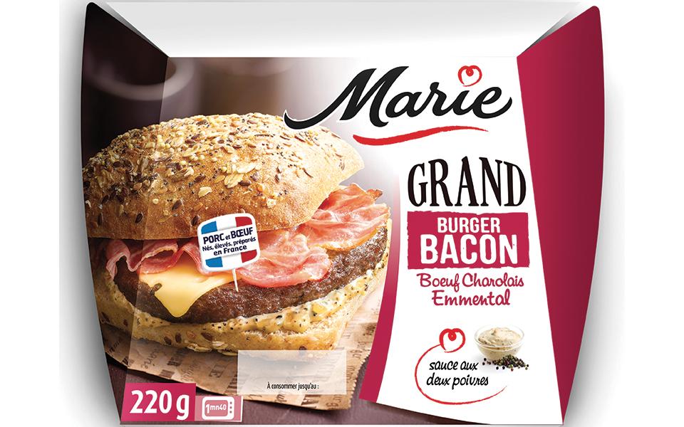 Grand Burger BACON