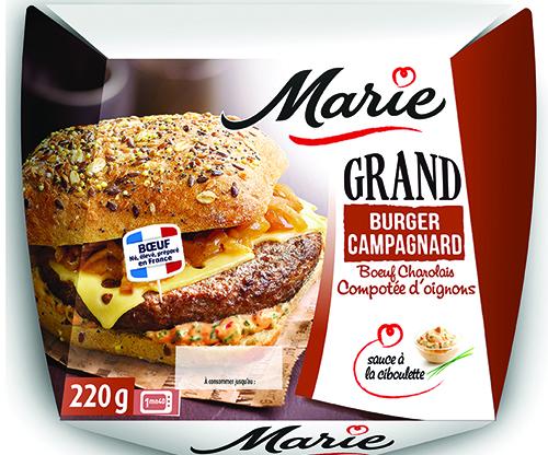 Grand Burger Campagnard