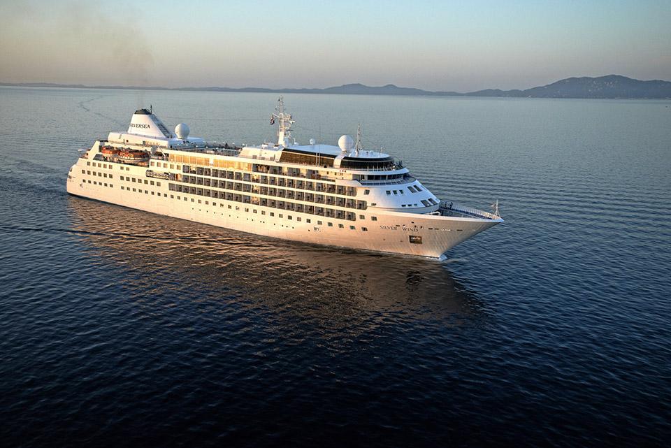 Navire Silversea