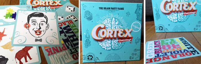 Cortex Challenge (Asmodee) met au défi toutes les formes de l'intelligence !