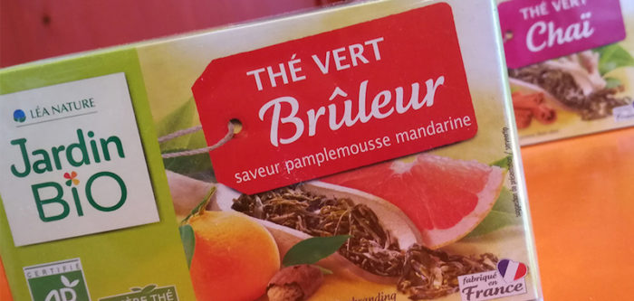 Jardin BiO propose des thés verts pour une pause bienfaisante.