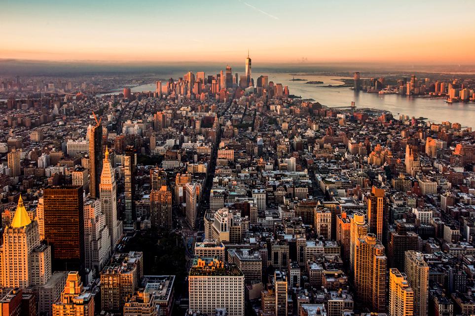 Empire State Building, Midtown, Manhattan, NYC