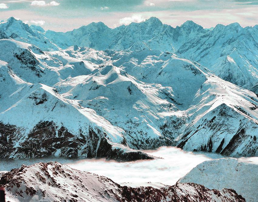 Les Glaciers Suisse