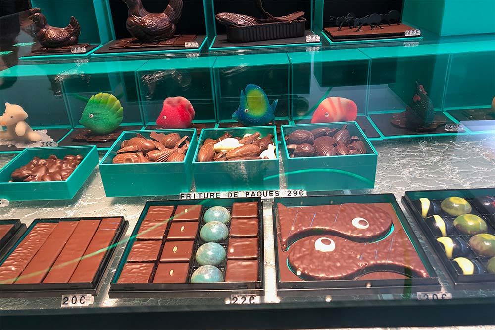 Chocolats Patrick Roger