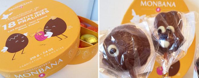 Pour Pâques, Monbana présente une collection résolument régressive, très animale.