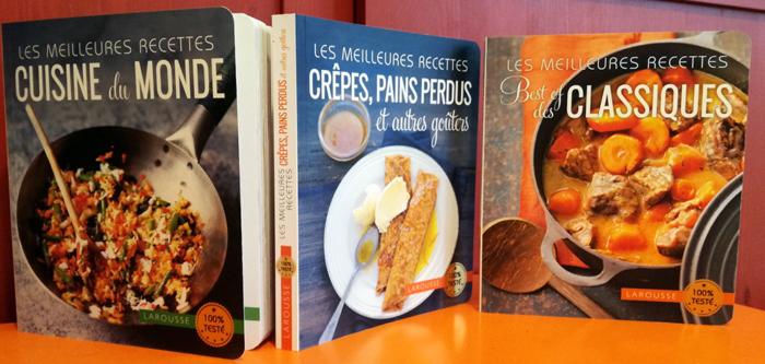 Editions Larousse Les Meilleures Recettes Pour Cuisiner Au