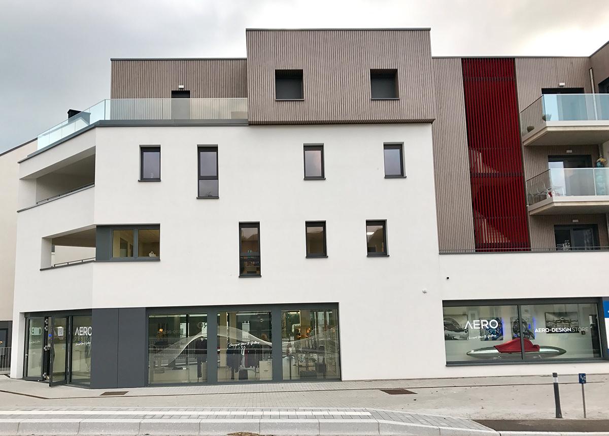 Aero- Design Concept Store & Gallery.