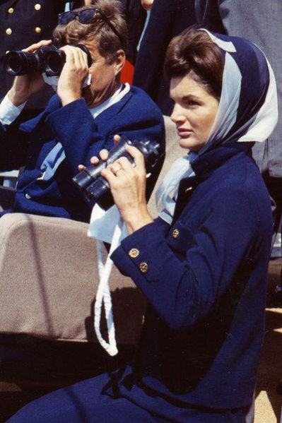 Le Foulard Jackie Kennedy