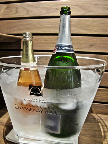 champagne Chassenay d'Arce