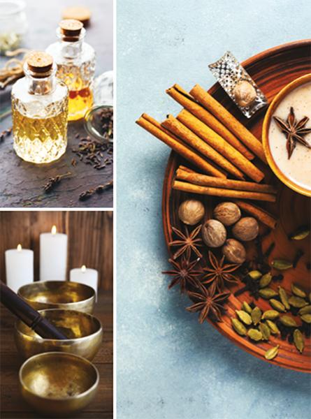 Ingrédients des produits Taaj