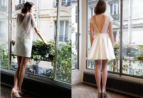 Robes de mariée L'Amusée
