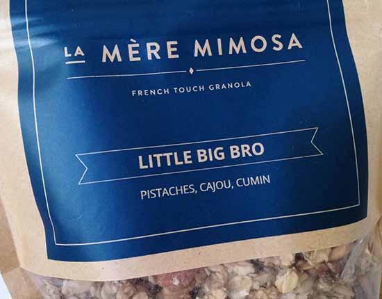 La MèreMimosa lance deux nouvelles références. Et surprise, Sœur Simone et Little Big Bro, les deux petits nouveaux sont salés.