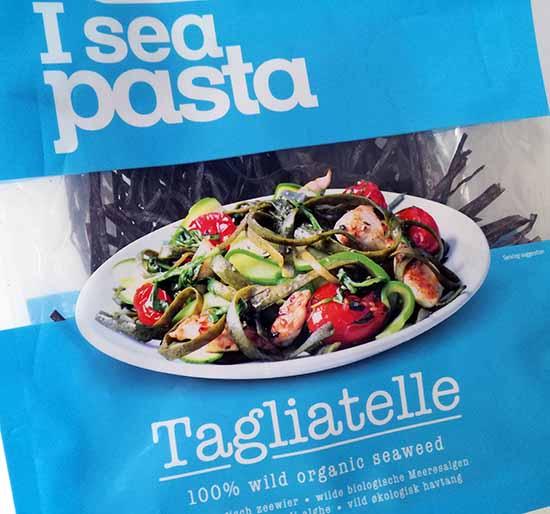 Seamore mise sur les algues et lance un premier produit pour les repas de tous les jours : les Tagliatelle d'algues I Sea Pasta !