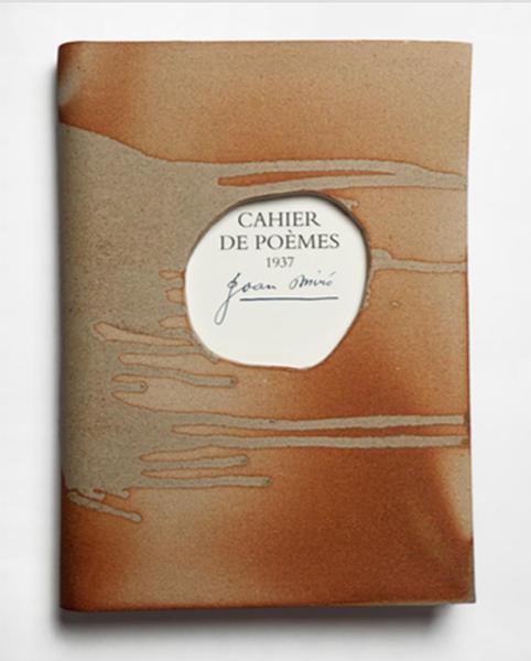 Exclusivités et éditions limitées à la boutique du Grand Palais, à l'occasion de l'exposition Miro