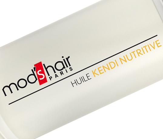 Mod's Hair : l'Huile Kendi Nutritive, un élixir capillaire nourrissant