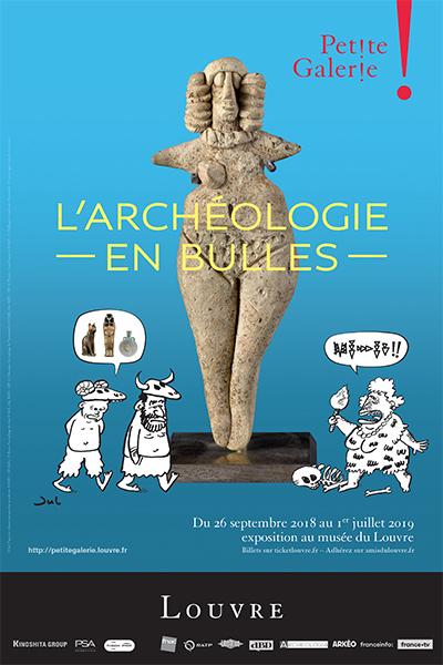 Archéoogie en Bulles