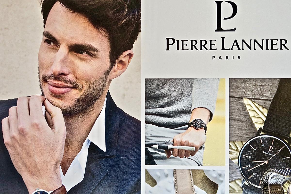 Pierre Lannier Hommes