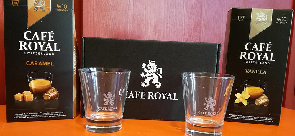 Café Royal : des cafés aromatisés en quatre saveurs pour l'hiver