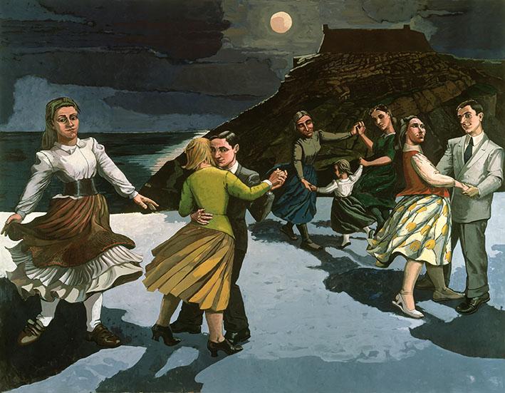 Paula Rego-The dance