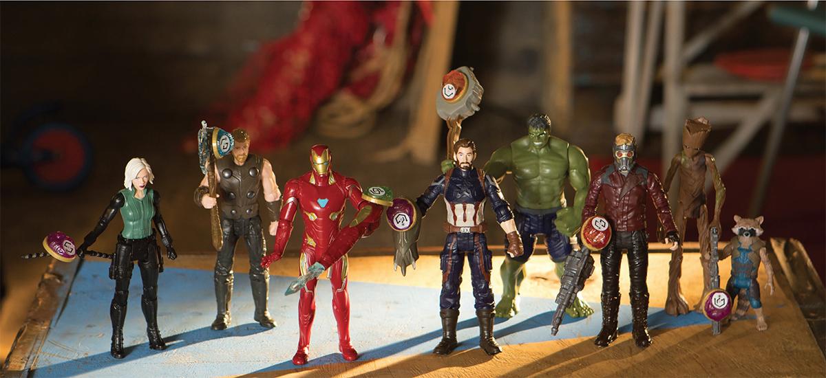 Trivial Pursuit Famille, Marvel Avengers et les Poneys à collectionner…