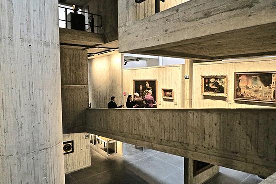 Musée Beaux-Arts et Archéologie Besançon