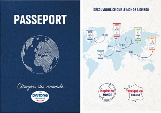 Passeport Danone