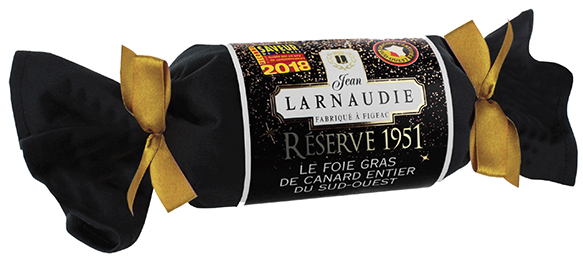 Collection Réserve 1951, le foie gras grand luxe