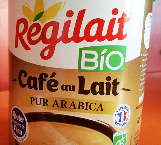 Pour le petit-déjeuner, Régilait Bio propose trois boissons gourmandes