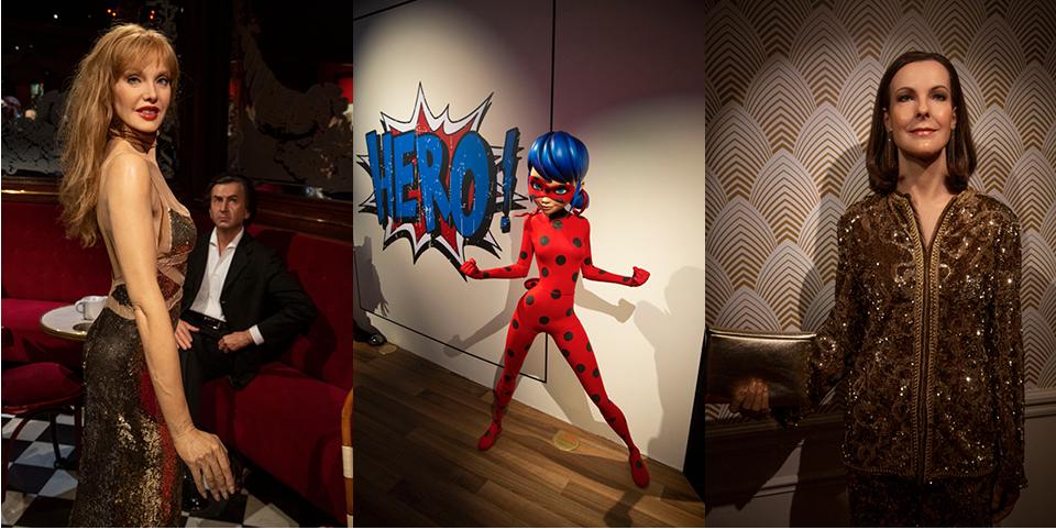 Le Musée Grévin entre dans l'ère de l'interactivité !