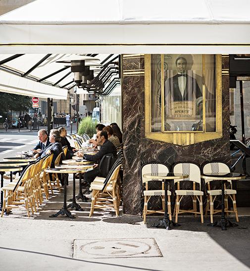 Le Vaudeville Paris
