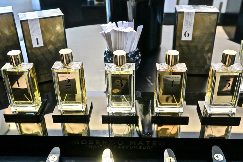 Expressions : une nouvelle ligne de parfums créée par un très grand parfumeur